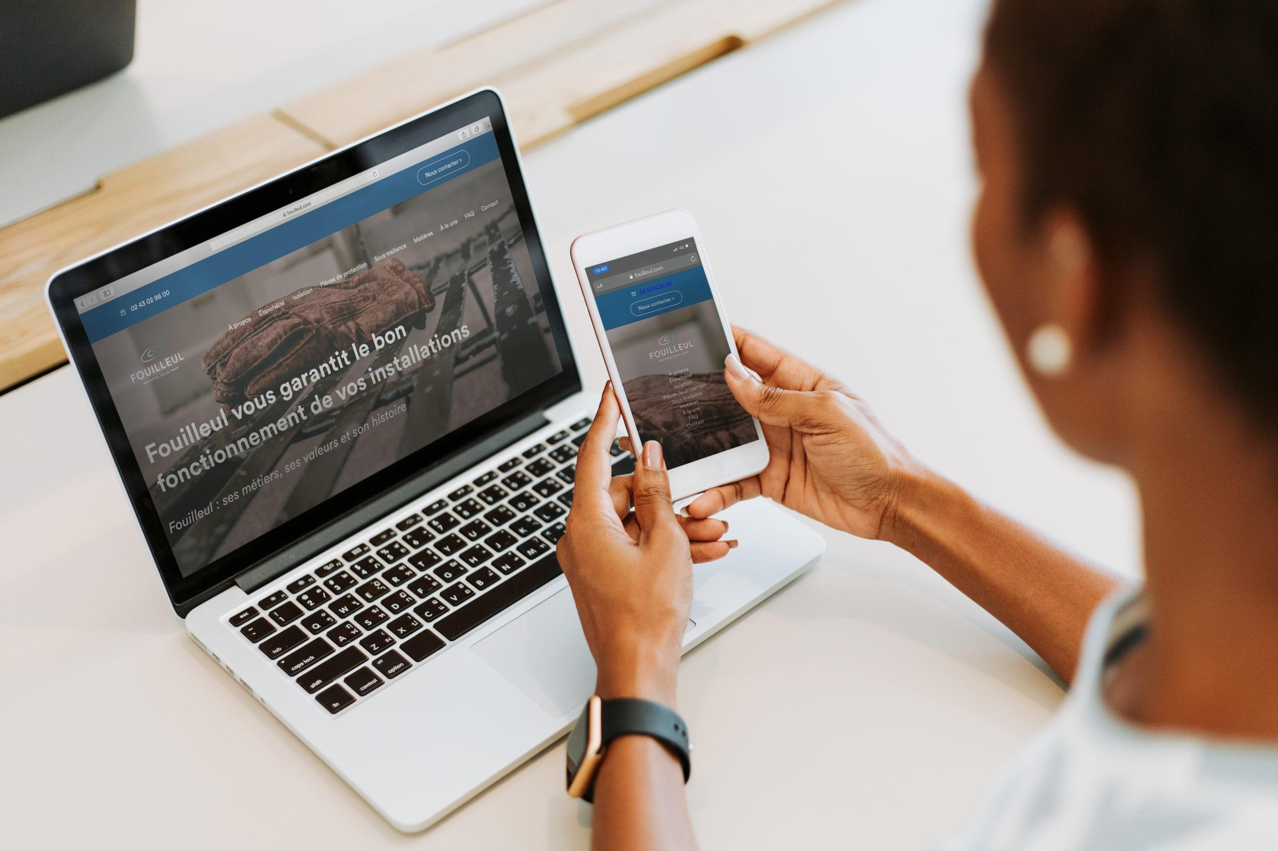 Stratégie de communication digitale : FOUILLEUL recrute de nouveaux collaborateurs pour élaborer son plan d'actions
