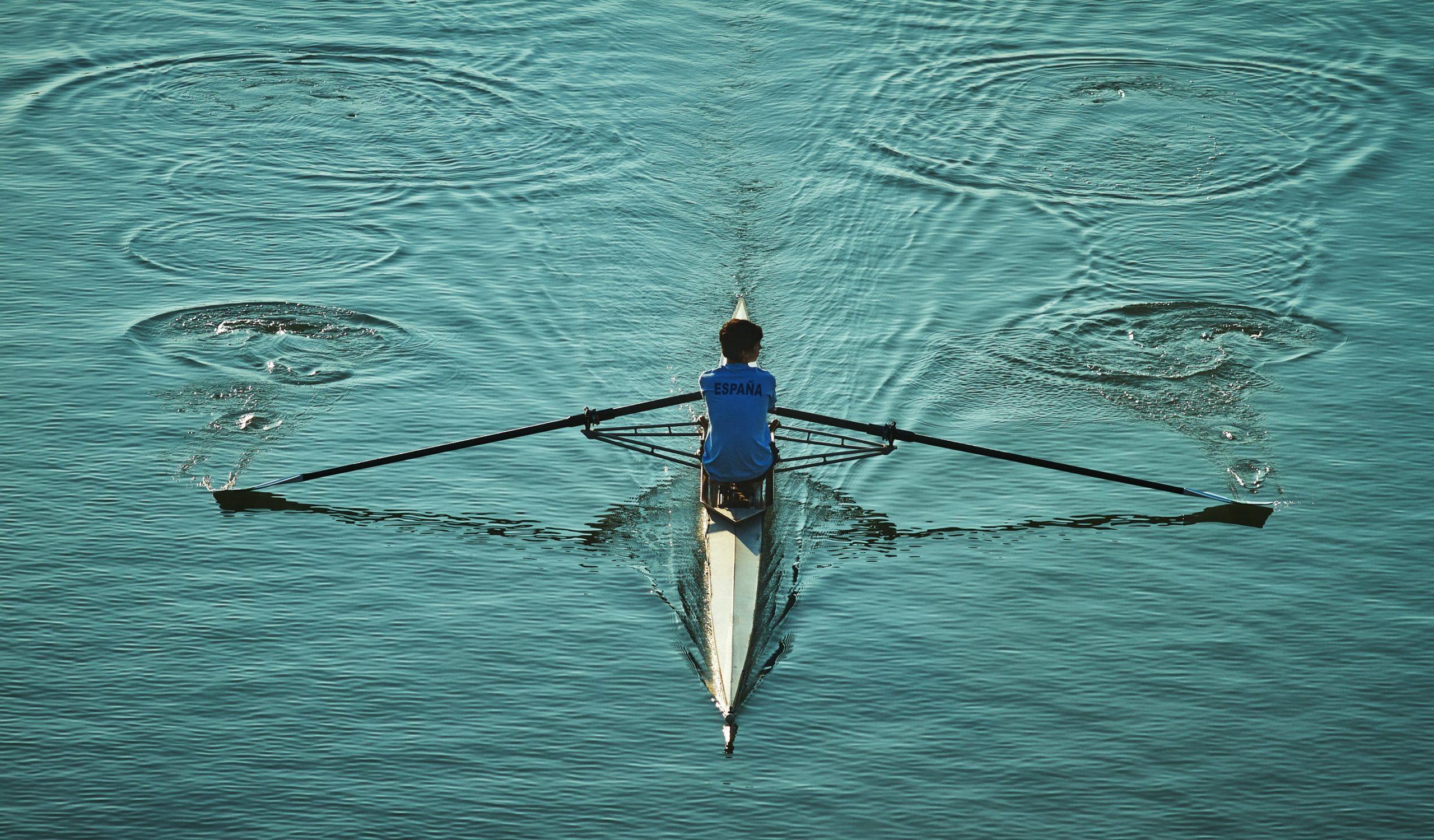 L'aviron, sport complet bénéfique pour la santé !